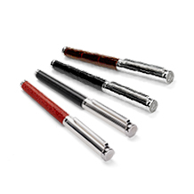 Mens Silver Pens. Mens Collection from Aspinal of London