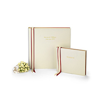 Luxury Wedding Album & Guest Book Sets. Wedding Albums from Aspinal of London