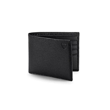 Designer Leather Wallets. Mens Leather Wallets from Aspinal of London