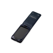 Leather iPhone 5 Flip Case Wallet. Office & Business from Aspinal of London