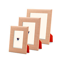 Leather Photo Frames. Home Accessories from Aspinal of London
