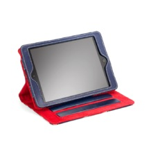 Brit iPad Mini Stand Up Case. Outlet from Aspinal of London