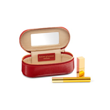 Lipstick Cases & Mirrors. Leather Travel Goods from Aspinal of London