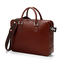 Large Mount Street Laptop Bag