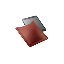 iPad Mini Leather Sleeve. Travel Accessories from Aspinal of London