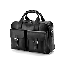 Harrison Overnight Business Bag. Office & Business from Aspinal of London