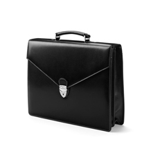 Executive Laptop Briefcase. Business Cases from Aspinal of London