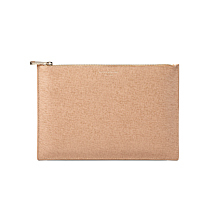 Large Essential Flat Pouch. Office & Business from Aspinal of London