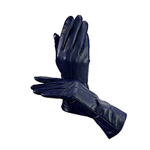 Ladies Cashmere Lined Leather Gloves