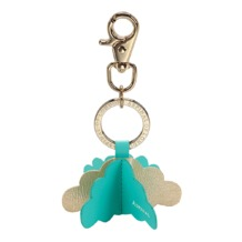 Origami Cloud Handbag Charm & Keyring. Outlet from Aspinal of London