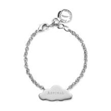 Cloud Charm Bracelet. Cuff Bracelets from Aspinal of London