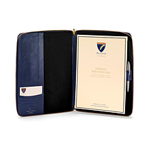 Leather Portfolios & Padfolios. Office & Business from Aspinal of London