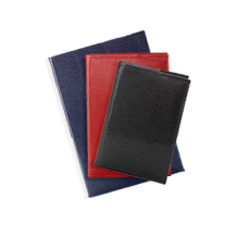 Lizard Print Refillable Leather Journals