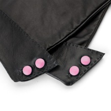 Opera Glove Buttons in Pale Pink. Outlet from Aspinal of London