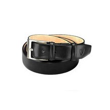 Black Leather Belts. Mens Leather Belts from Aspinal of London