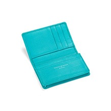 Marylebone Credit Card Holder. Ladies Wallets & Purses from Aspinal of London