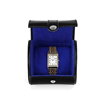Travel Watch Case. Luxury Travel Accessories from Aspinal of London