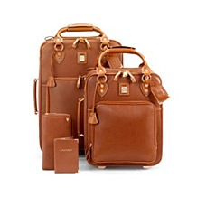 Luxury Leather Suitcases
