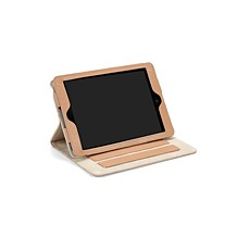 iPad Mini Leather Stand Up Case. Leather Travel Goods from Aspinal of London