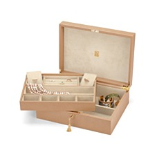 Jewellery & Cufflink Boxes. Wedding Gifts from Aspinal of London