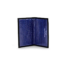 Snakeskin Credit Card Wallet. Mens Leather Wallets from Aspinal of London