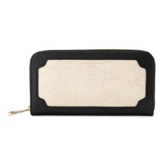 Marylebone Purse in Monochrome Mix