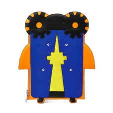 Cook The Cyber Bug Clutch. Outlet from Aspinal of London