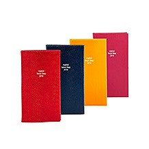 The Aspinal Social Diary. Leather Pocket Diaries from Aspinal of London