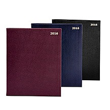 Leather Diaries. Homeware from Aspinal of London