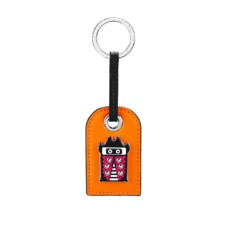 Kingsley The Cyber Bug Key Ring. Outlet from Aspinal of London