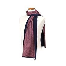 Mens Silk Scarves. Clothing Accessories from Aspinal of London