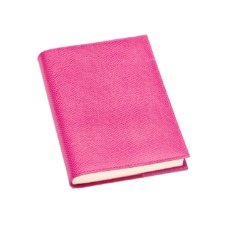 A5 Refillable Journal in Raspberry Lizard