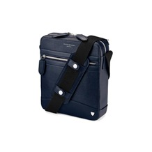 Anderson Midi Messenger Bag . Business Cases from Aspinal of London