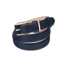 Ladies Westbourne Belt in Smooth Navy