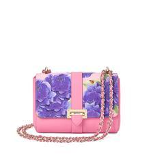 Beautiful Soul Lottie Bag in Smooth Blossom & Hydrangea Print