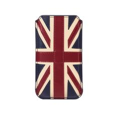 Brit iPhone 6/7 Leather Case