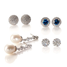Ladies Earrings & Studs