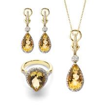 Lemon Quartz Jewellery