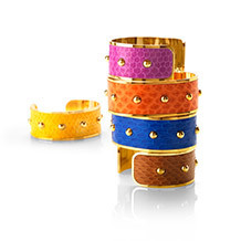 Cuffs & Bracelets. Fine Jewellery from Aspinal of London