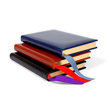 Travel Journals. Leather Travel Goods from Aspinal of London