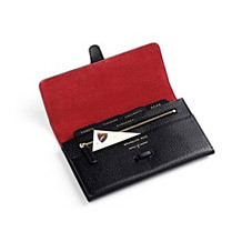 Mens Leather Travel Wallets