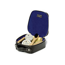 Shoe Cleaning Kit. Luxury Travel Accessories from Aspinal of London