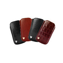 Leather iPhone 5 Case. Office & Business from Aspinal of London