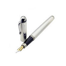 Mens Silver Pens. Office & Business from Aspinal of London