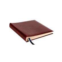 Amazon Croc Leather Photo Albums