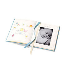 Leather Baby Photo Albums