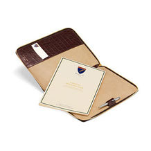 Leather Notepads & Folios