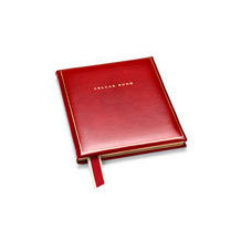 Leather Cellar Books. Albums & Books from Aspinal of London