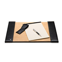 Desk Blotter. Leather Desk Accessories from Aspinal of London