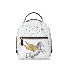 Pegasus Backpack in Ivory Pegasus & Constellation Print